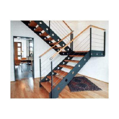 treppen in allen formen und materialien. Black Bedroom Furniture Sets. Home Design Ideas